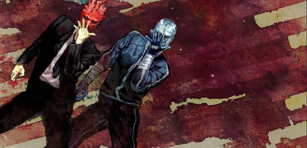 Комикс Bloodborne получил обложку отавтора Dorohedoro. Авсписке создателей еедаже неупомянули!