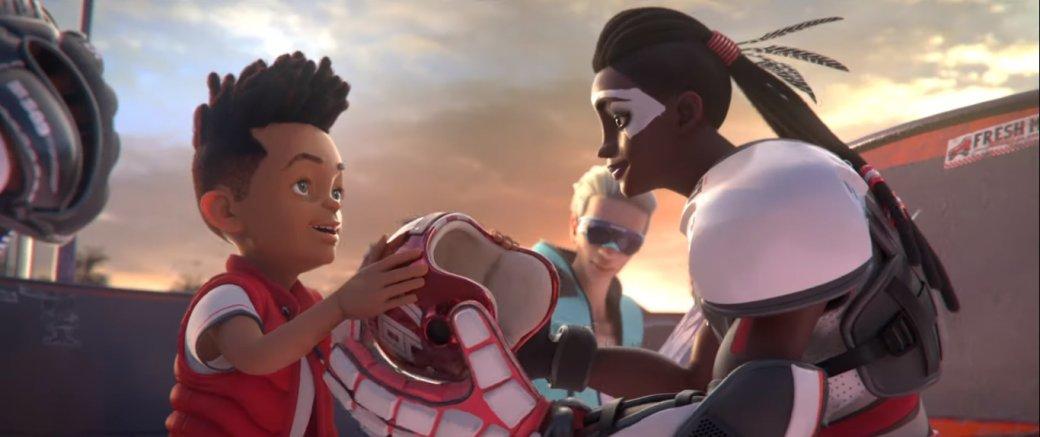 Е3 2019: Ubisoft анонсировала Roller Champions— своеобразный американский футбол нароликах