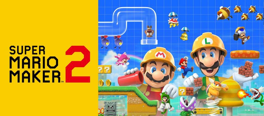 Необычный киберспорт. Трансляция турнира поSuper Mario Maker 2 привлекла десятки тысяч зрителей!