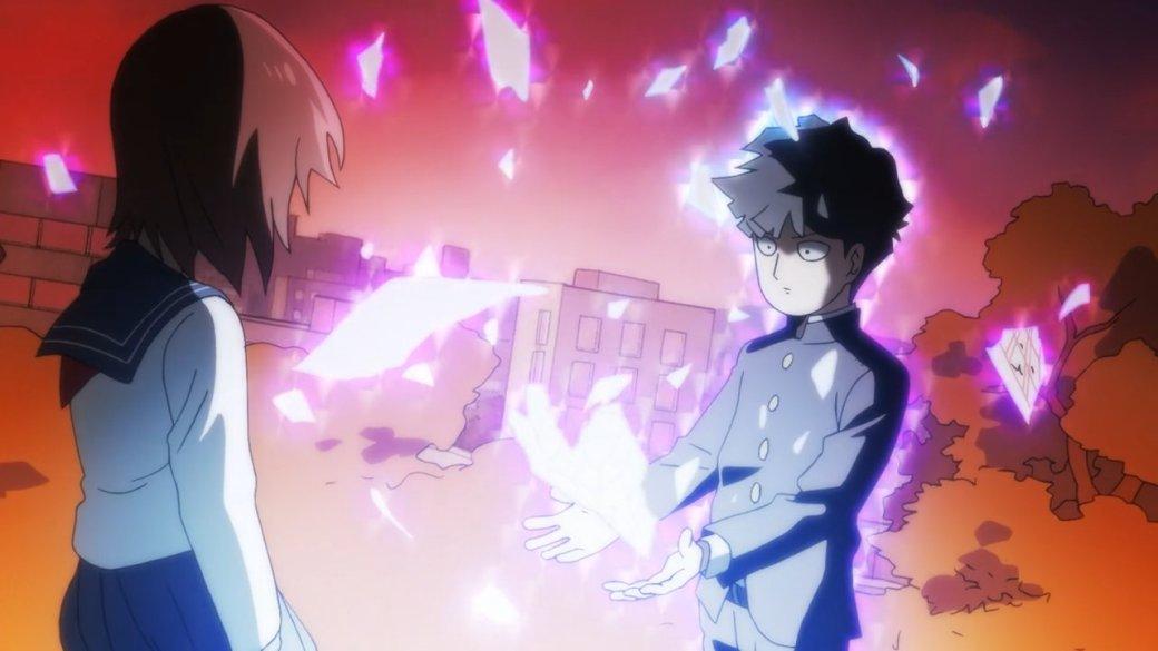 «Моб Психо 100»— экспериментальное аниме отавтора One Punch Man, которое выобязаны посмотреть