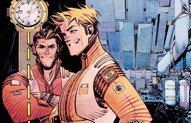 Universal экранизирует новый комикс Миллара «Хрононавты»