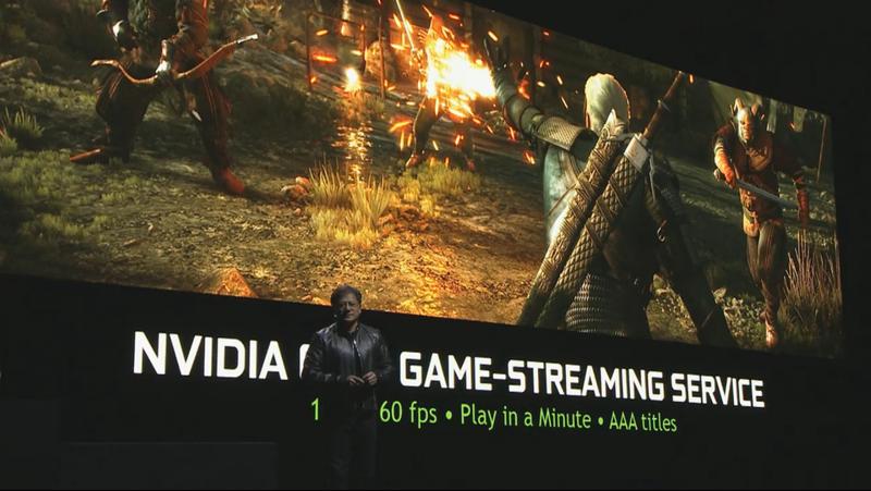 [UPD] Nvidia: 4K-консоль за $199 и стриминговый сервис Grid