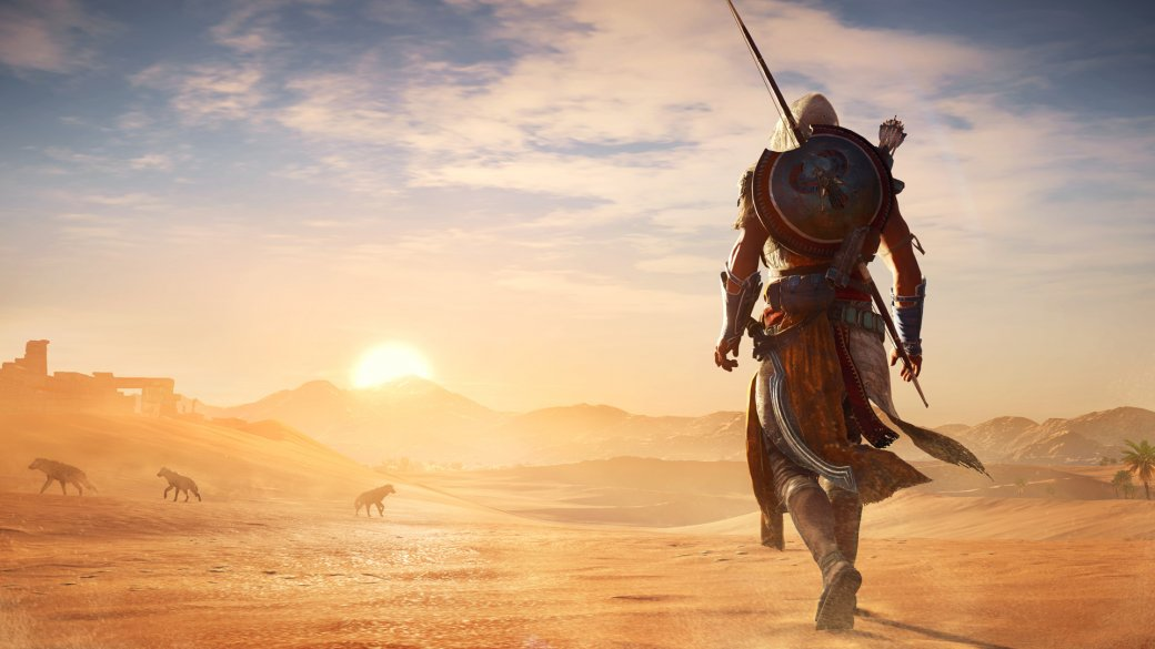 Топ 10 лучших Assassin's Creed по результатам голосования читателей «Канобу»