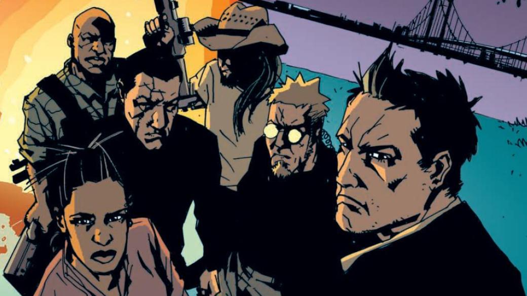 Вэтом году издательству Vertigo, изменившему индустрию комиксов навсегда, исполняется 25лет. Мырешили запустить цикл, вкотором будем рассказывать окультовых комиксах издательства, повлиявших нетолько наиндустрию, ноинажанры, вкоторых они были представлены. Продолжаем комиксом онаемниках, которые работали наЦРУ, нооказались преданы организацией иедва непогибли. Расскажет обэтой истории Ибрагим Аль Сабахи.