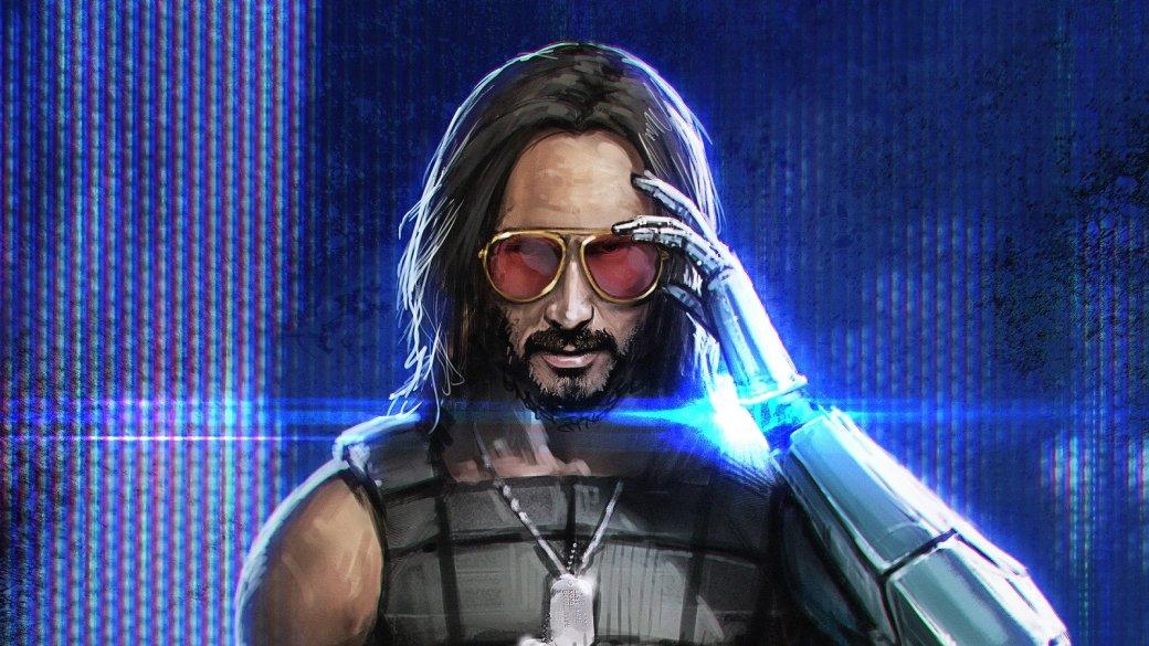 Киану Ривз прокомментировал, будетли онпеть вCyberpunk 2077