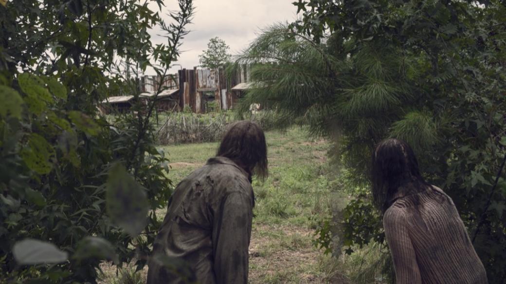 Мнение. Вфинале 9 сезона «Ходячие мертвецы» зашли втупик— непомогли даже Шепчущиеся
