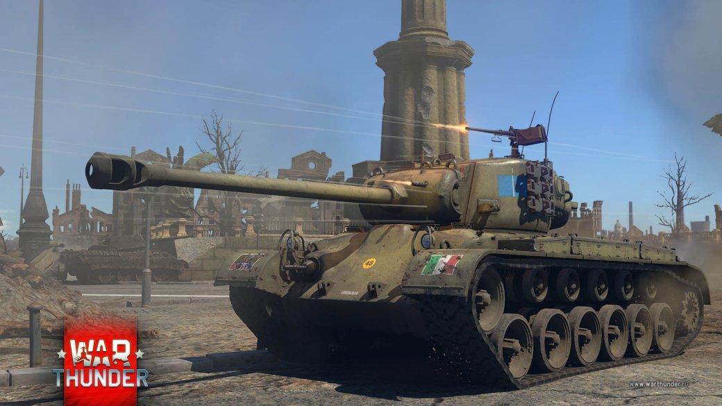Итальянская техника появится в War Thunder уже в декабре