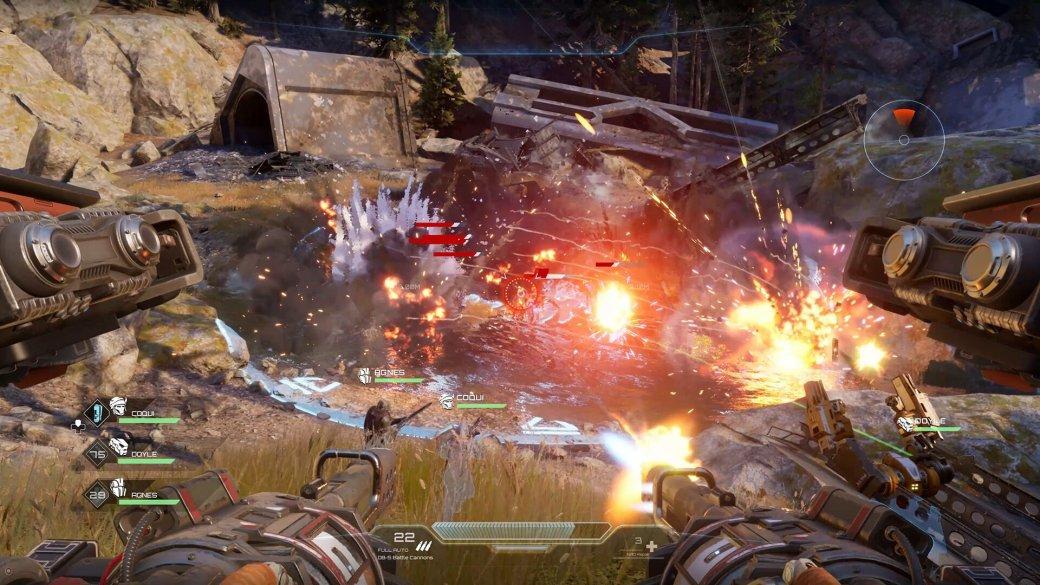 Gamescom 2019. Disintegration— игра, авторы которой хотят переизобрести жанр sci-fi шутера