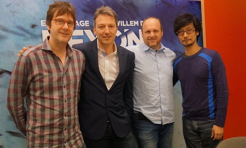 Турне Кодзимы завершилось в Париже, хотя Crytek заманивала его вином