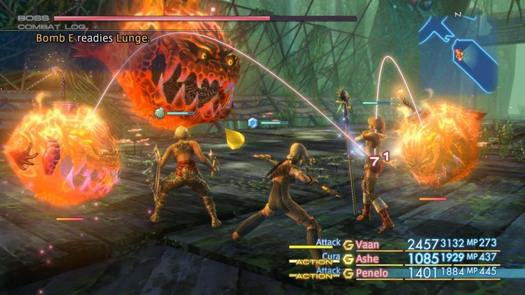 10 причин ценить и уважать Final Fantasy XII