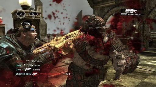 ФБР сделает игры на технологии Gears of War