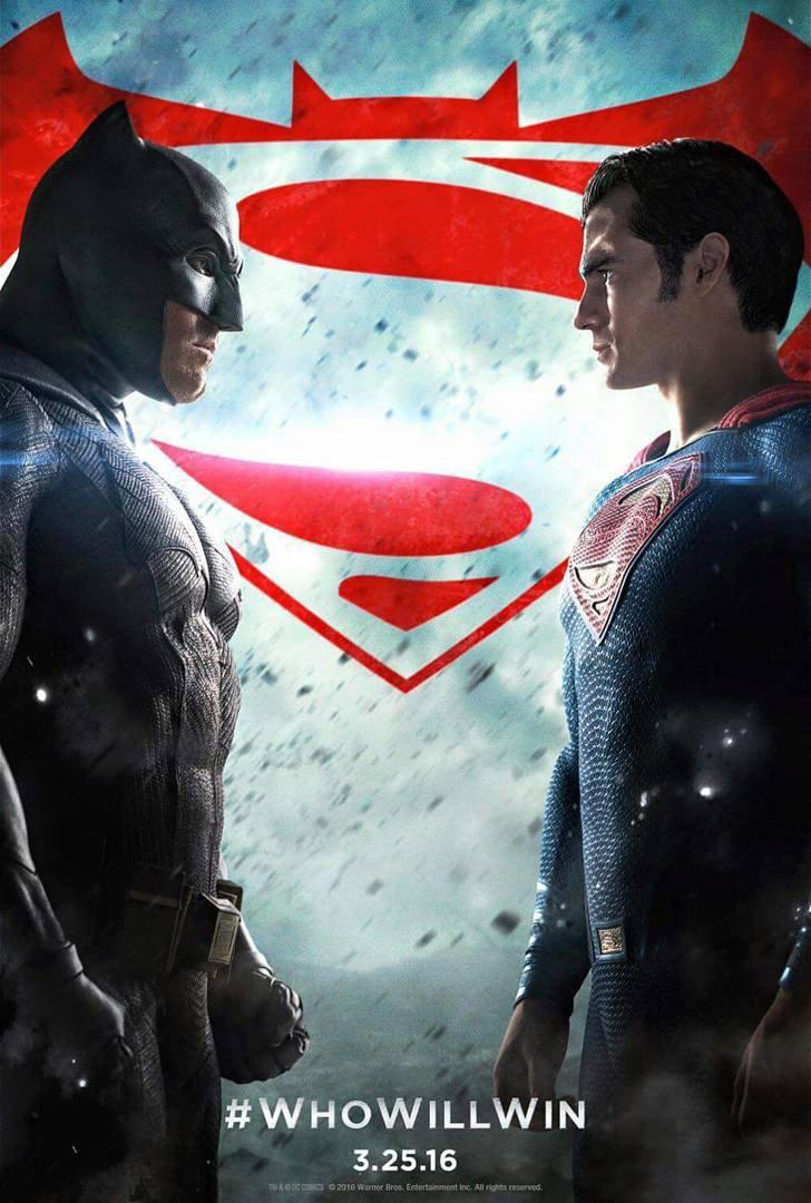 «Бэтмен против Супермена»: героям дали высказаться в новых роликах
