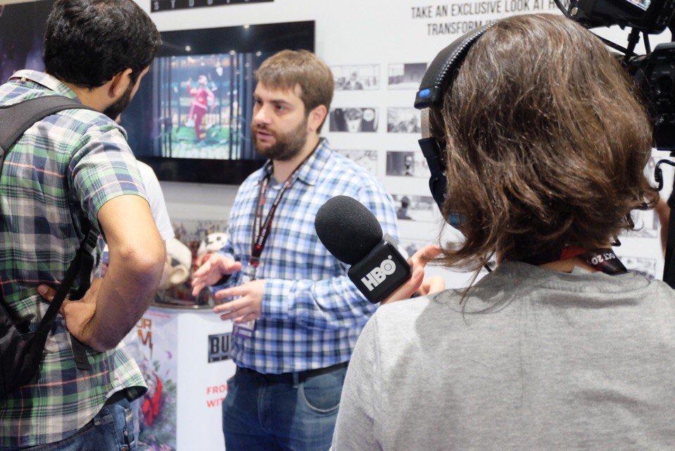 Bubble показала «Майора Грома» наSan Diego Comic-Con. Все ввосторге