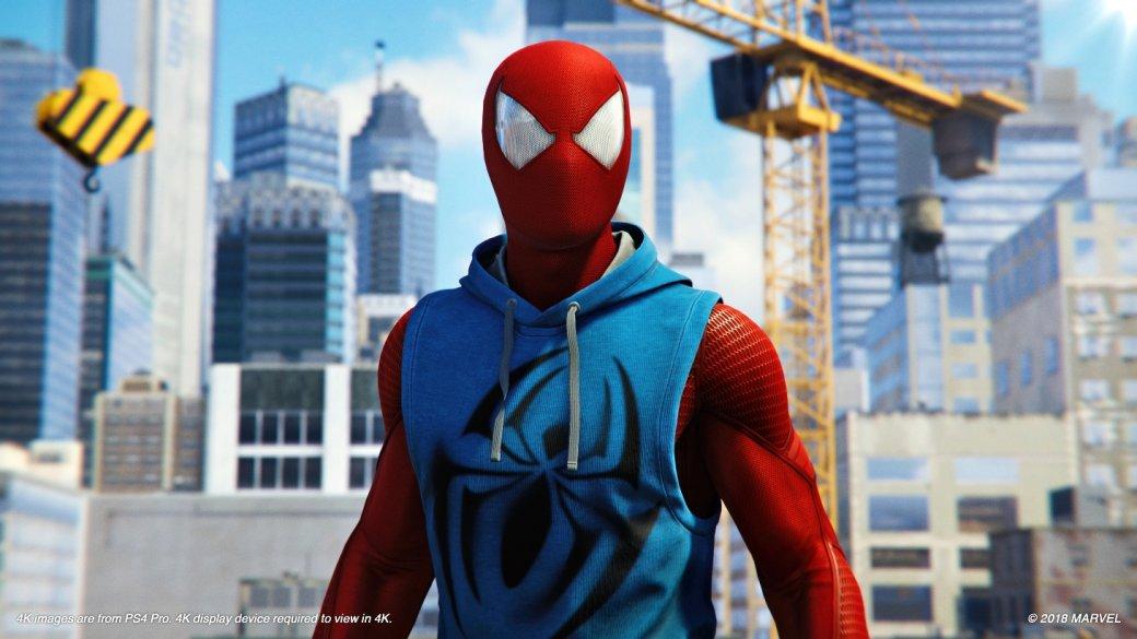 «Паучок» обогнал всех: продажи Spider-Man для PS4 бьют рекорды