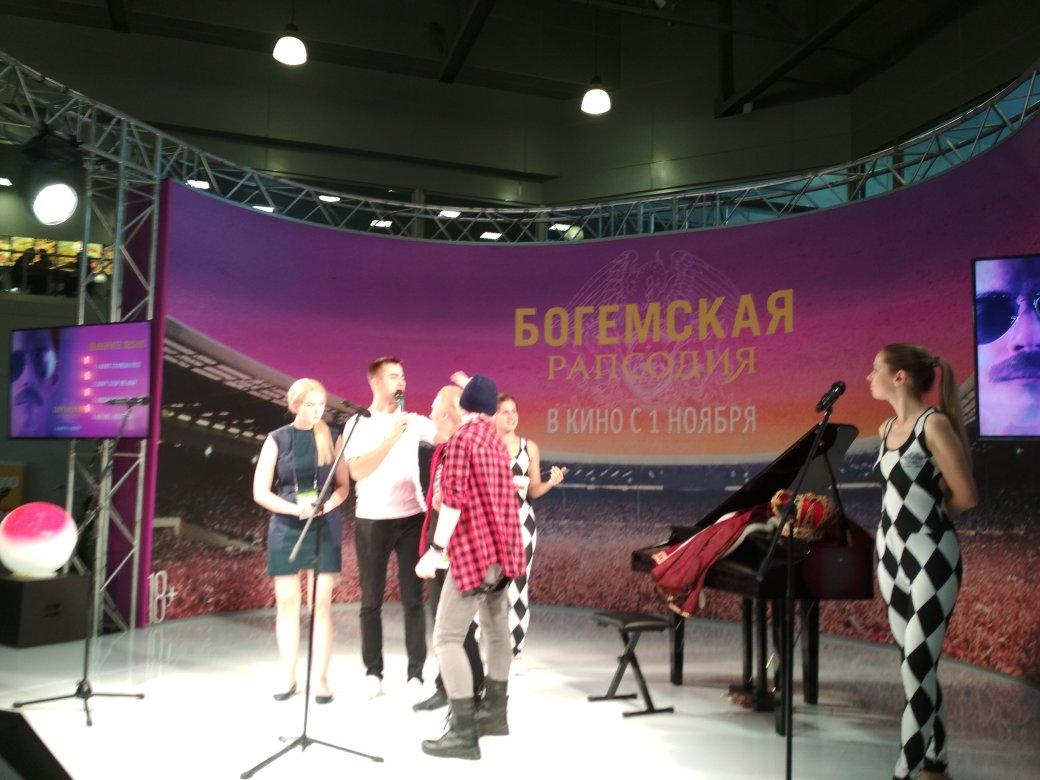 Comic Con Russia 2018. Худший стенд фестиваля и песни Queen в караоке