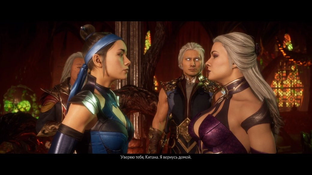 Mortal Kombat 11: Aftermath— образцовое дополнение для отличного файтинга