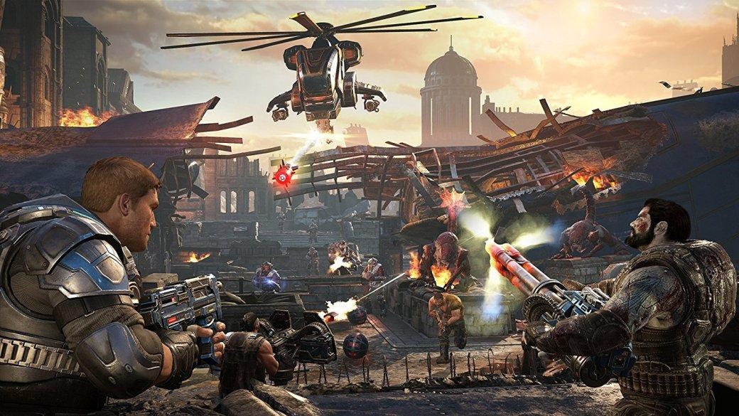 Переживали, что Gears Tactics не показали на E3 2019? С ней все в порядке!