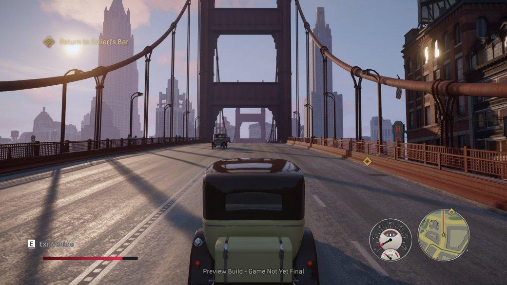 15 атмосферных скриншотов изремейка Mafia: The City ofLost Heaven