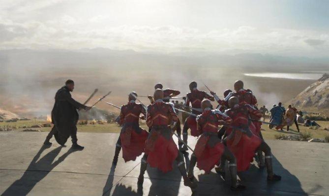 Герои, злодеи итехнологии Ваканды: разбор трейлера «Черной пантеры»