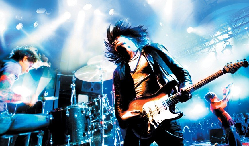 Harmonix забросит сервис Rock Band Network