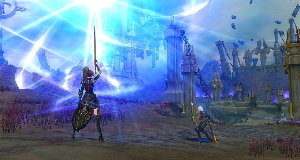 Началось закрытое бета-тестирование MMORPG Eternal Magic
