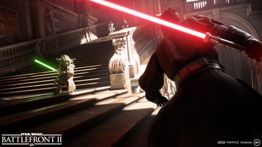 Star Wars Battlefront II: бесплатные карты и персонажи каждый сезон!
