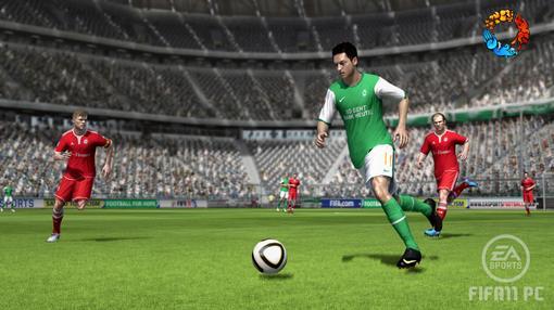 Рецензия на FIFA 11