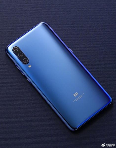 Опубликованы официальные фото смартфона Xiaomi Mi9