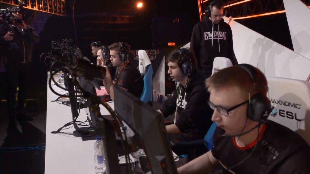 Team Empire— вторая вмире команда поRainbow Six: Siege!