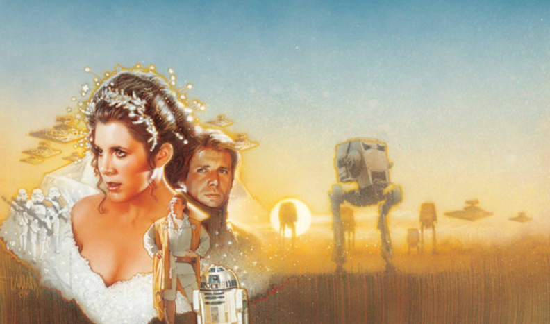 Когда Disney приобрела Lucasfilm, одним изпервых решений нового руководства стало списание Расширенной вселенной— огромного количества книг, комиксов, игр ипрочей продукции, созданной помотивам «Звездных войн» затридцать слишнимлет. Решение вызвало полярную реакцию уфанатов— пока одни горевали опотере адмирала Трауна, Мары Джейд, Кайла Катарна, Разбойной эскадрильи ивсех-всех-всех рыцарей Старой Республики поголовно, вторые составляли списки самых нелепых вещей, встречавшихся встаром каноне.