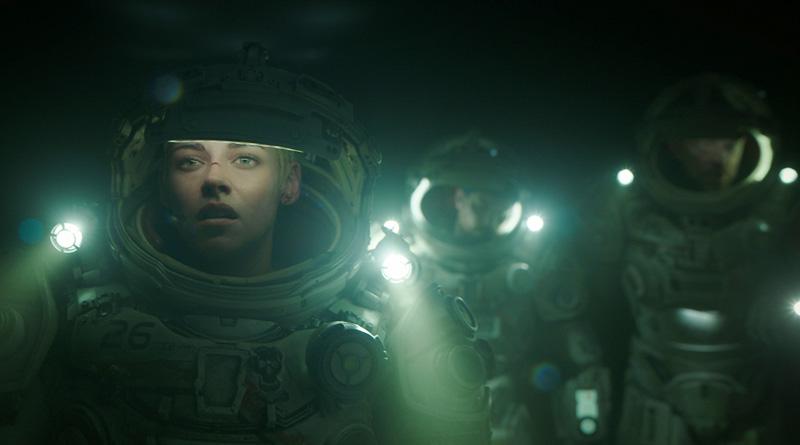 Фильм-катастрофа или хоррор? Рецензия на «Под водой» сКристен Стюарт