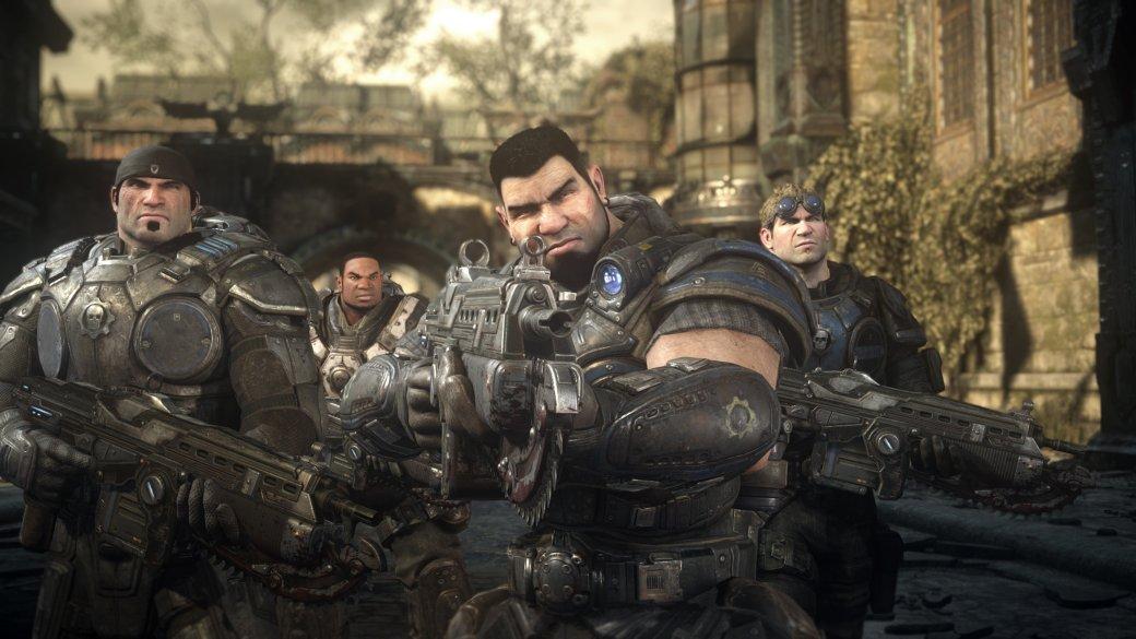 PC-версия Gears of War: Ultimate Edition выйдет в начале 2016 года