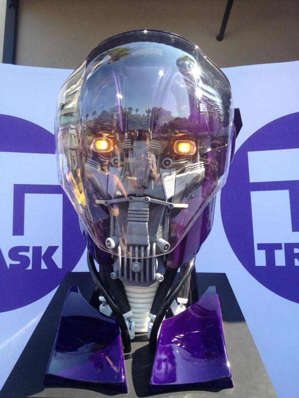 На Comic-Con показали голову сентинеля из новых Люди Икс