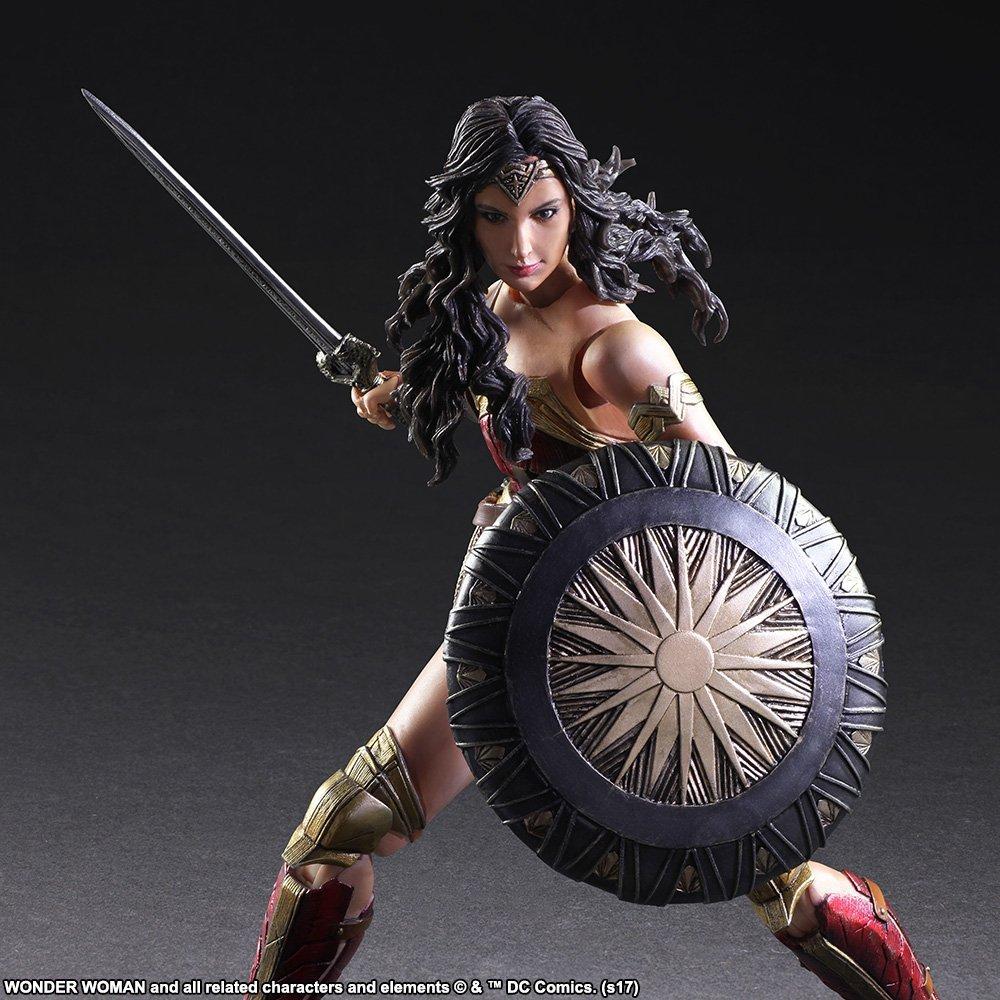 Чудо-женщины много не бывает: потрясающая фигурка принцессы амазонок
