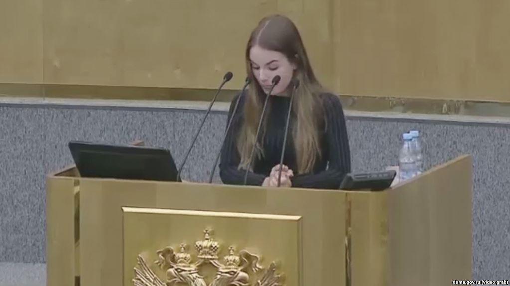 «Соколовский— идиот»: адовые цитаты изречи Саши Спилберг вГосдуме