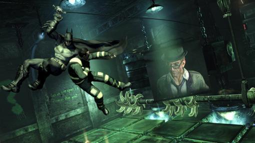 Рецензия на Batman: Arkham City