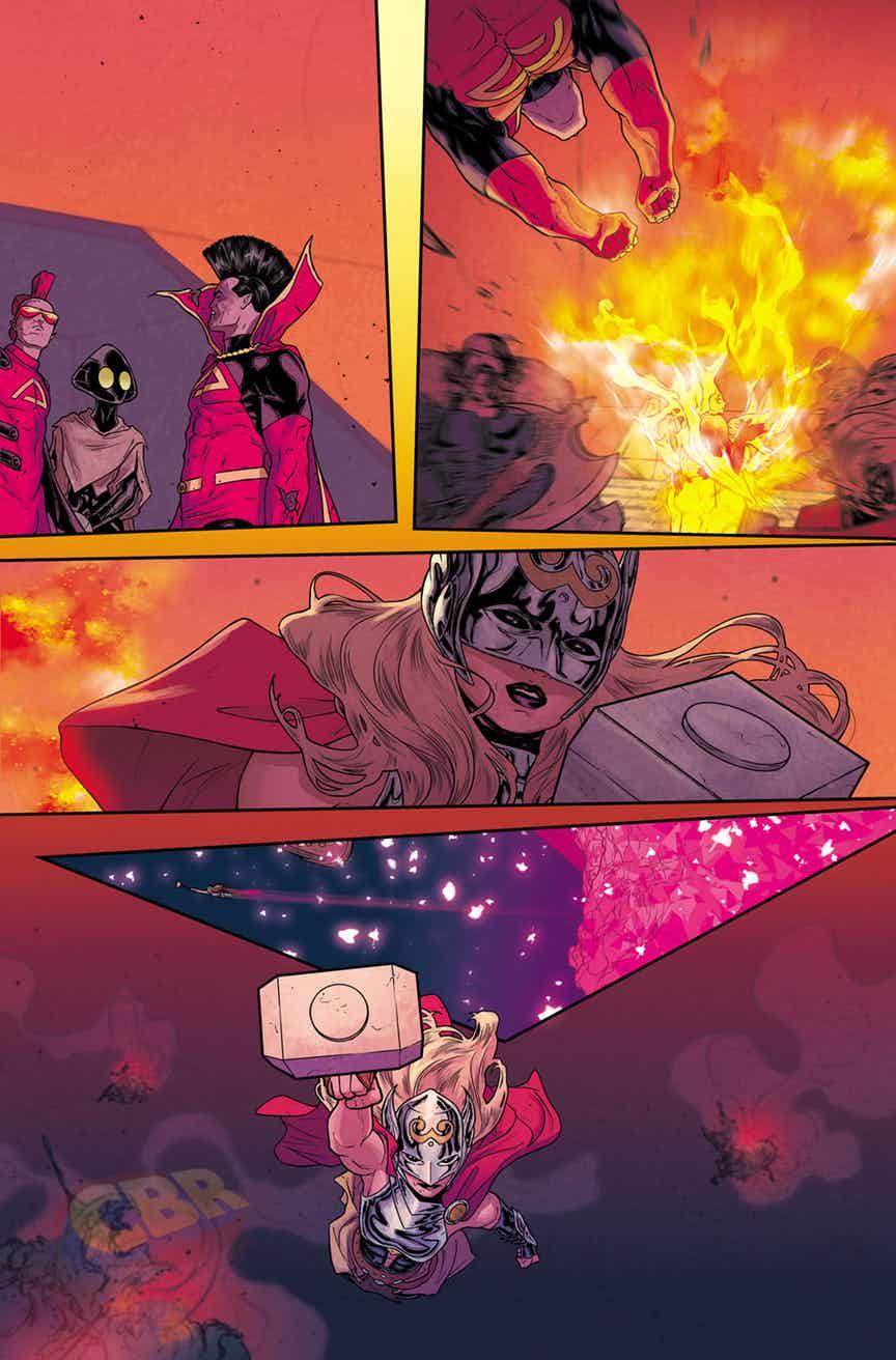 Что ждет серию Mighty Thor: Три Тора, мутант-телепат, Феникс и Танос