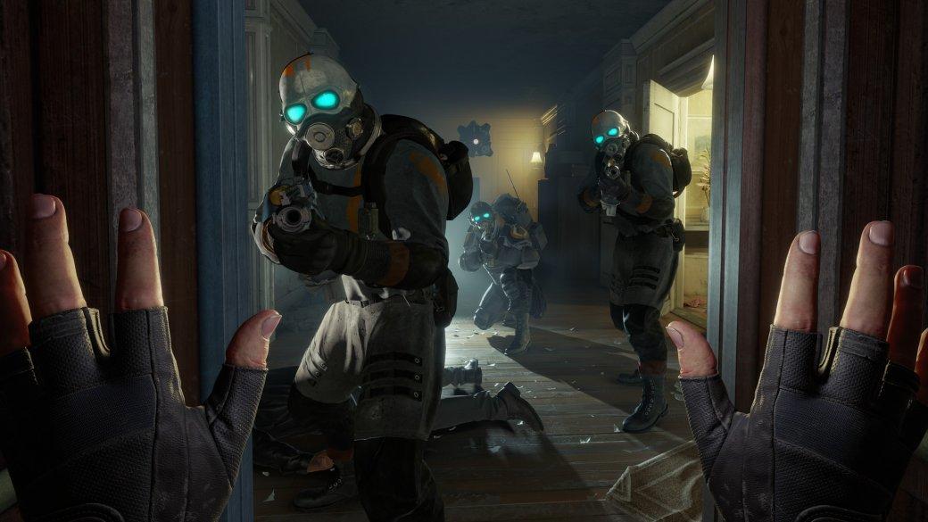 Когда Valve анонсировала Half-Life: Alyx, умногих возник справедливый вопрос— зачем выпускать столь ожидаемую игру только для VR-устройств? Ихже почти ниукогонет!