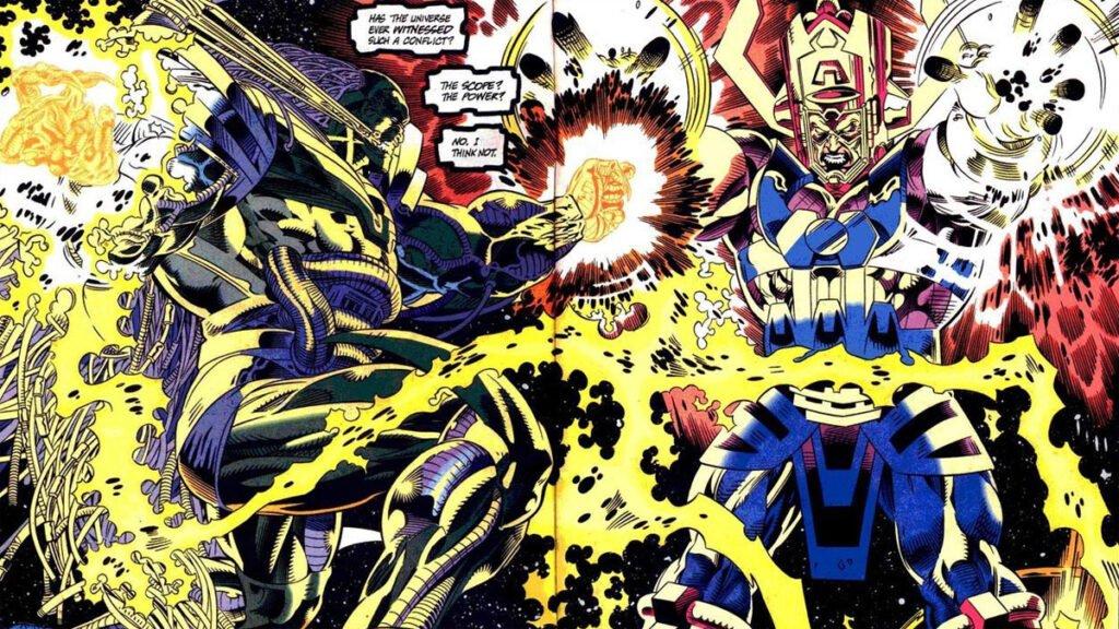 Слух: в киновселенной Marvel появятся Галактус и Тиран