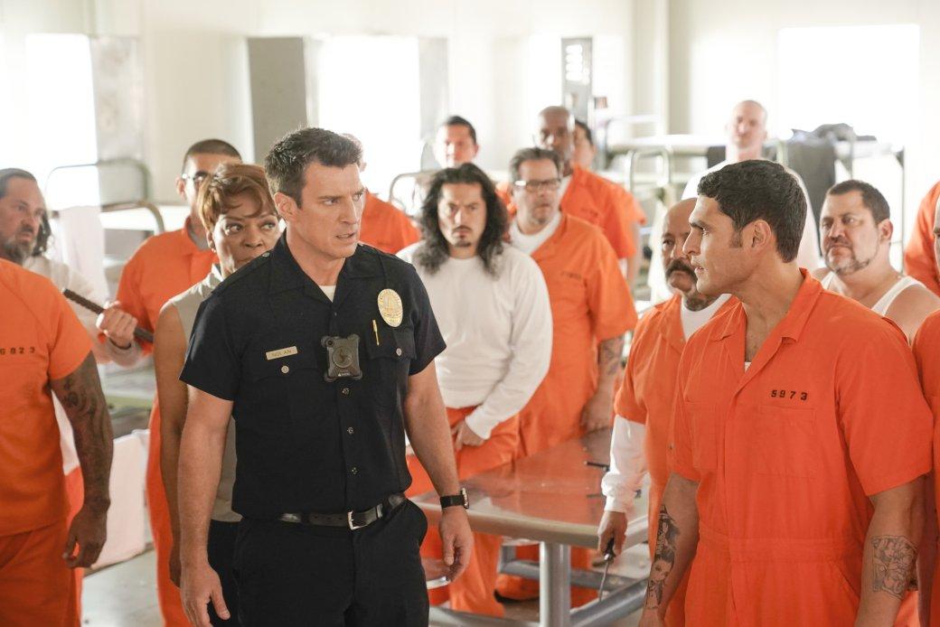 «Новичок»— один изсамых сбалансированных сериалов про копов. Рецензия навторой сезон