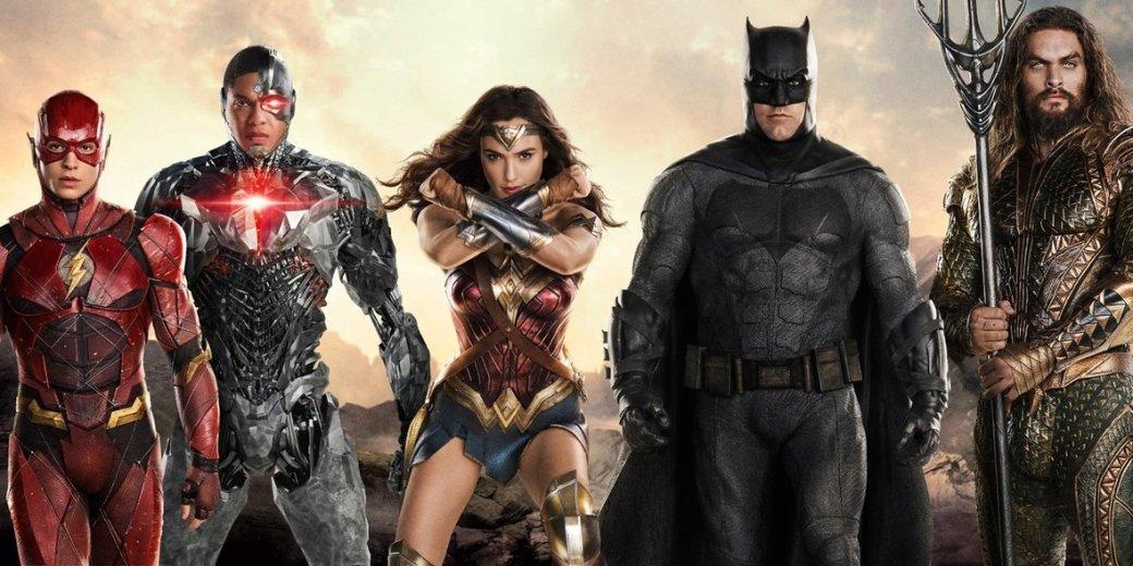 Фильмы киновселенной DC собрали $3 млрд — спасибо «Чудо-женщине»!