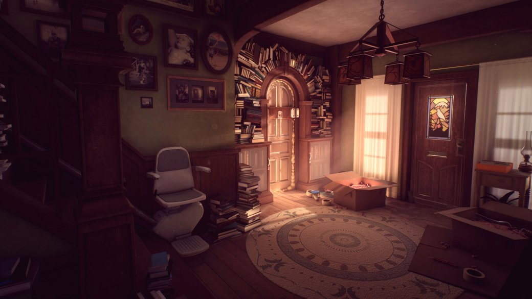 30 главных игр 2017 года. What Remains ofEdith Finch— самая красивая история осмерти