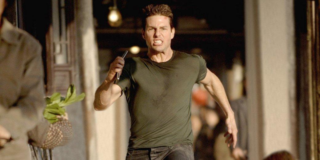 Скала детально объяснил, чем его бег отличается от бега Тома Круза