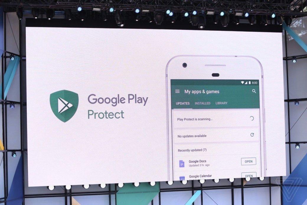 Google I/O 2017. Главное