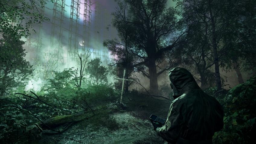 Разработчики Chernobylite сравнили локации из игры с реальными местами в Чернобыле