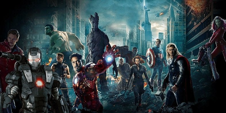 В«Войне Бесконечности» будет сцена с32 персонажами одновременно!