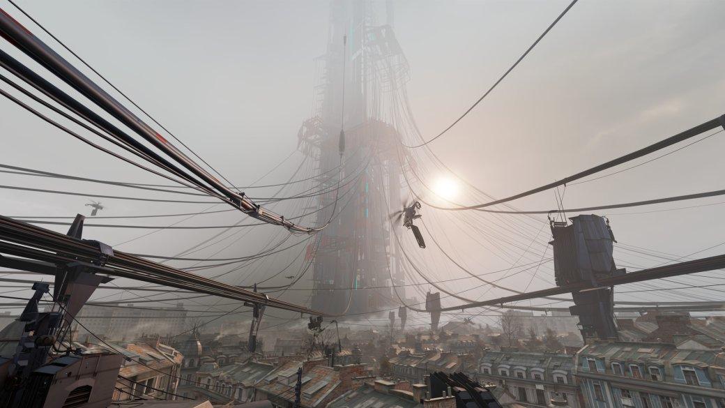 23марта вышла Half-Life: Alyx— новая игра вкультовой серии Valve. Это все еще нетретья часть, ноуже близко— теперь, когда мызнаем, ЧЕМУ она посвящена, можно уверенно сказать, что сточки зрения сюжета это одна изсамых важных игр замногие годы. Чтоже вней такого показали? Рассказываем вподробностях. Конечно, соспойлерами.