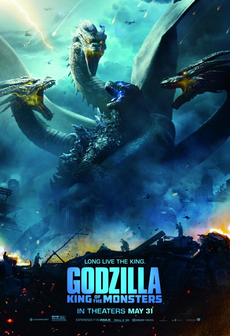 Почему «Годзилла 2: Король монстров»— шаг впропасть для этой киновселенной. Мнение с пресс-показа