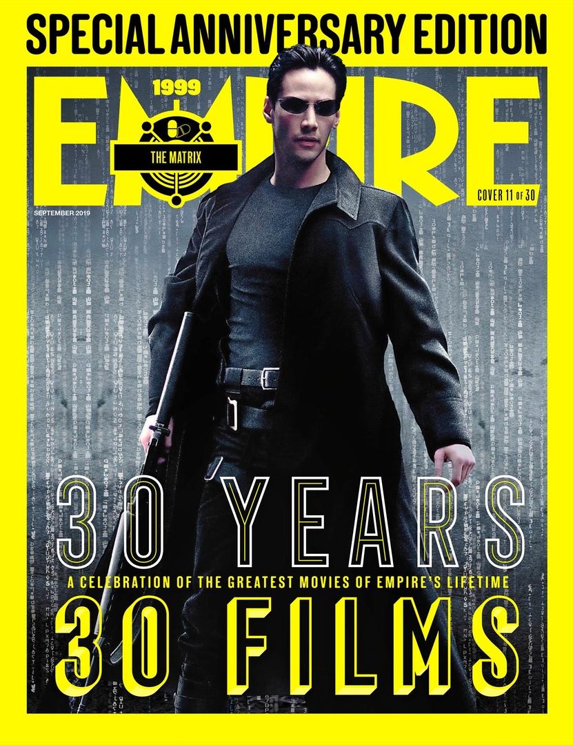 Бэтмен, Терминатор идругие культовые персонажи наюбилейных обложках Empire