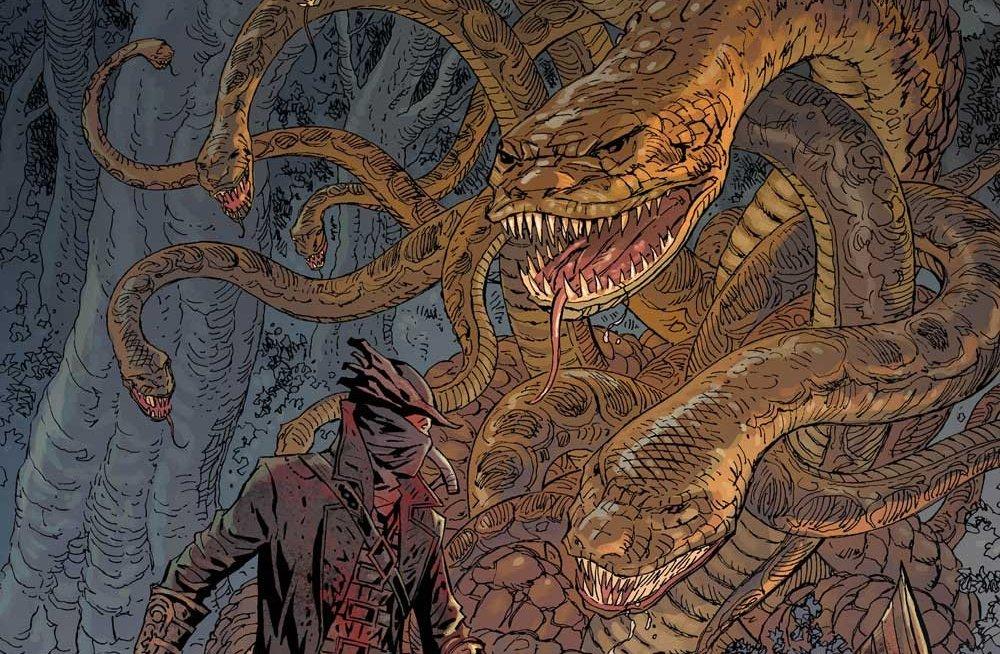 Опыт. Как яредактировал русский перевод комикса «Bloodborne. Конец сна»
